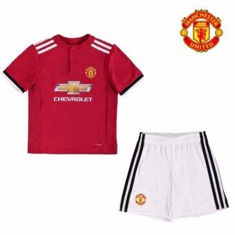 2017-2018 ทีมฟุตบอล MUFC บ้านชายฟุตบอลเจอร์ซีย์ชุด
