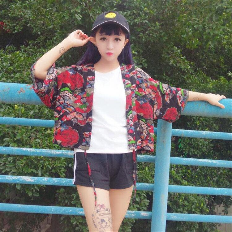 ฮาราจูกุเกาหลีหญิงฤดูใบไม้ผลิและฤดูใบไม้ร่วงสายรัดเสื้อ (553 สี)