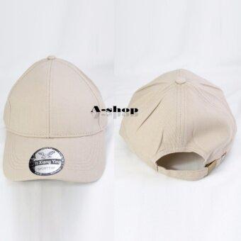 A-shop หมวกแก๊ป ผ้าสีพื้น หมวกแฟชั่น Hat070-25