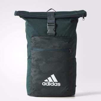 ADIDAS กระเป๋า สะพายหลัง เป้ อาดิดาส Backpack ATHL Core G1 BR1595 G (1290)