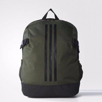 Adidas กระเป๋า อดิดาส Backpack Power IV M BR1545 DG (1390)