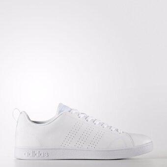 ADIDAS รองเท้า อาดิดาส Men Casual Shoe Advantage Clean B74685 (1790)