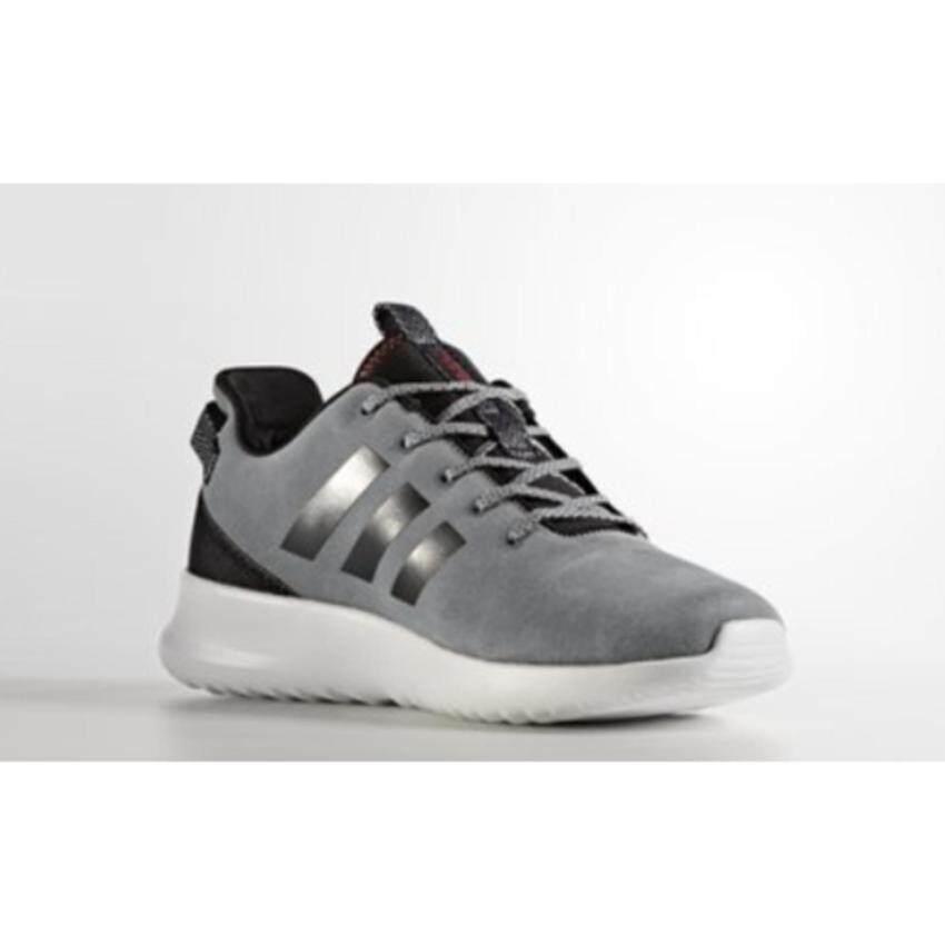 ADIDAS MEN รองเท้าผ้าใบ ผู้ชาย รุ่น CF RACER TR - CG5704 (GRETHR/CBLACK/SCARLE)