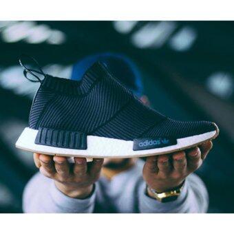 ซื้อ/ขาย รองเท้าADIDAS NMD รุ่นพิเศษCITY SOCK BLACK/GUM สีดำ ใส่สบายสุดๆ