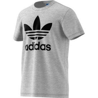 Adidas Originals Trefoil Logo T-Shirt BK7466 (Grey)