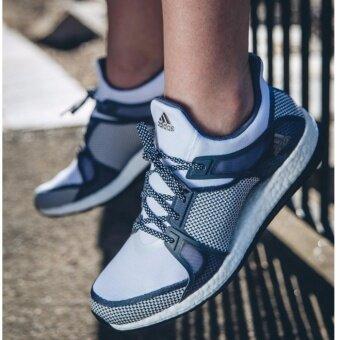ซื้อ/ขาย ADIDAS รองเท้า ออกกำลัง อดิดาส PureBOOST X TR WHITE