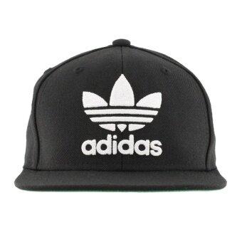 Adidas หมวกปีกตรง ปรับขนาดได้ Snapback