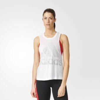 ราคา ADIDAS เสื้อแขนกุด Women Sleeveless Logo AY0179(890)