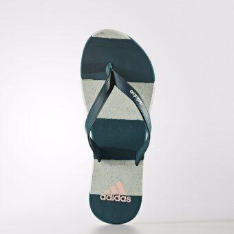 Adidas รองเท้าแตะ อาดิดาส Women Slipper Eezay Striped BA8814 (690)