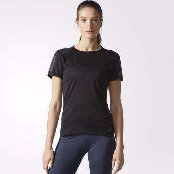 ขาย ADIDAS เสื้อยืด อาดิดาส ผู้หญิง Women T-Shirt Response SS TeeBP7463 BK (790)
