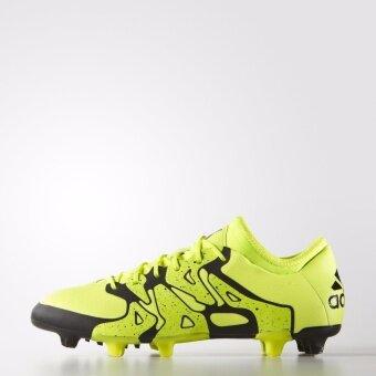 ราคา adidas X 15.1 FG/AG - Solar Yellow/Black B32782