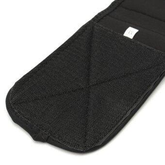 Allwin Adjustable Posture Back Support Corrector Brace ShoulderBand Belt Black - intl