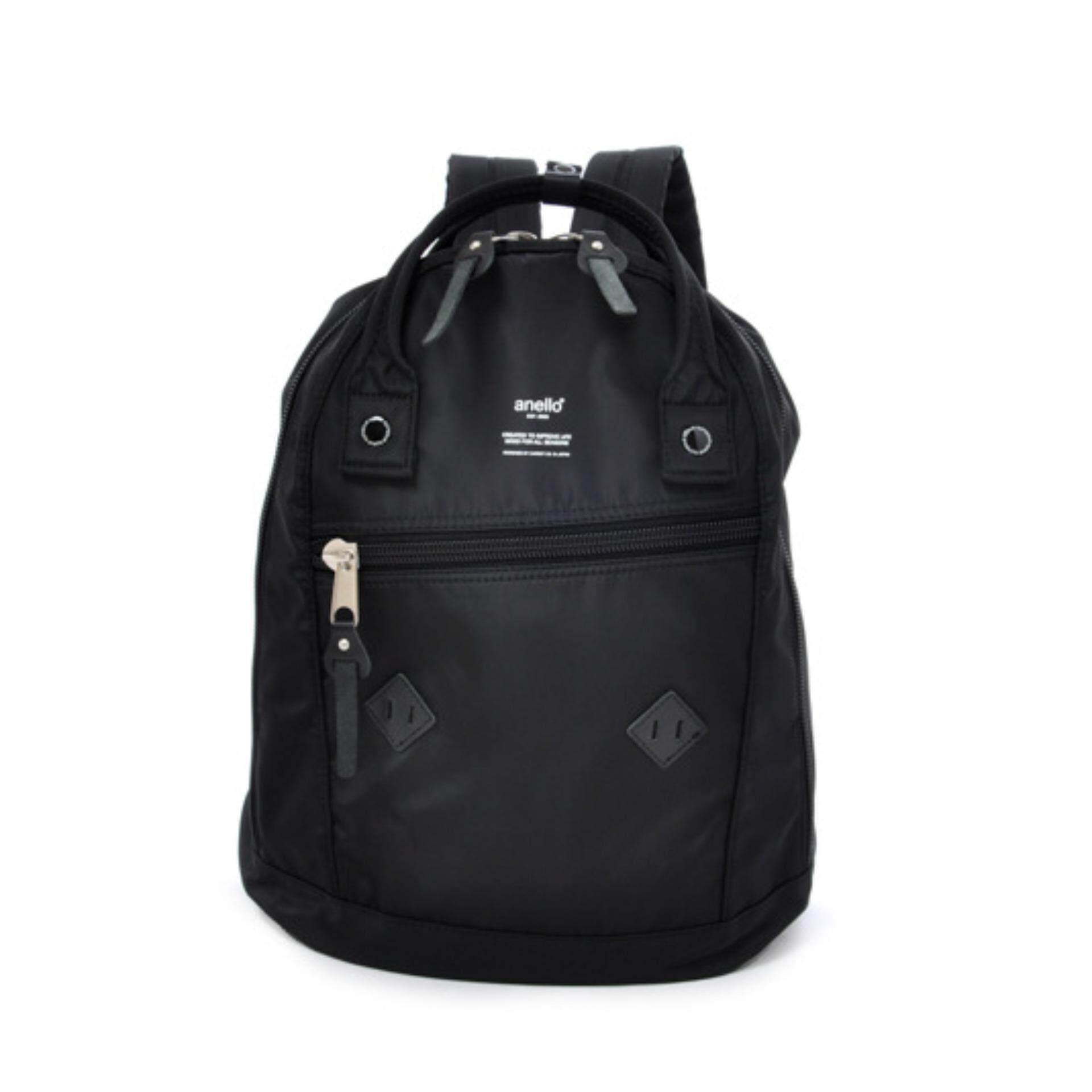 เพชรบุรี กระเป๋า Anello Backpack Nylon Daypack (Classic Size) - Japan Imported 100%