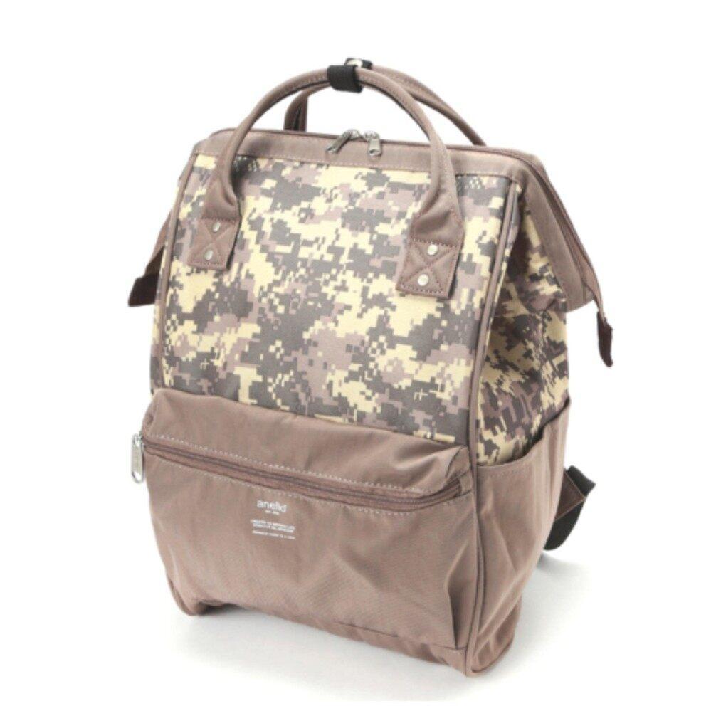 สอนใช้งาน  พะเยา กระเป๋าเป้สะพายหลัง Anello Digital Dude Backpack Classic Size - Japan Imported 100%