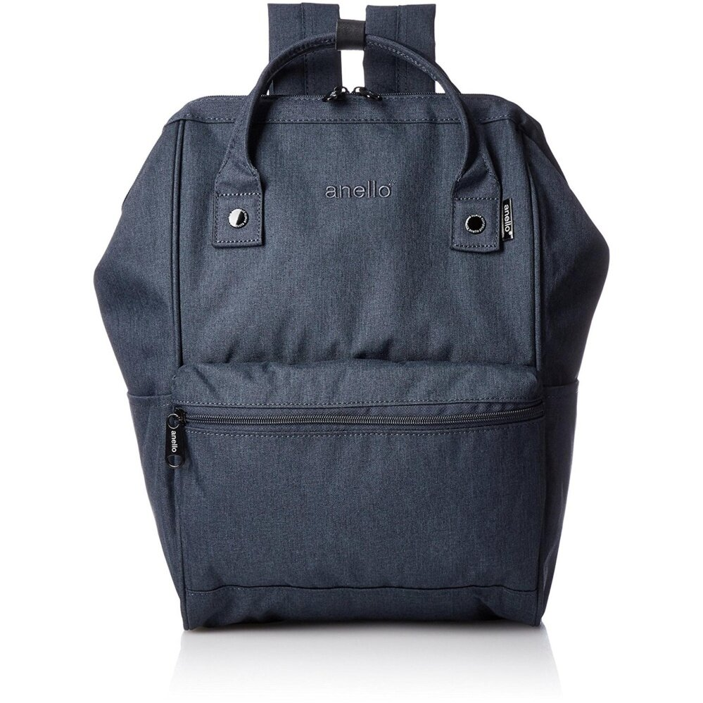 ยี่ห้อไหนดี  ตาก Anello Mini High-Density Heat-Tight Polyester (Navy)