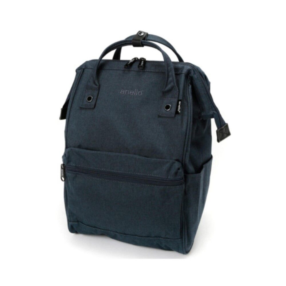 สอนใช้งาน  เพชรบูรณ์ กระเป๋า Anello Mottled Backpack (Mini Size) - Japan Imported 100%