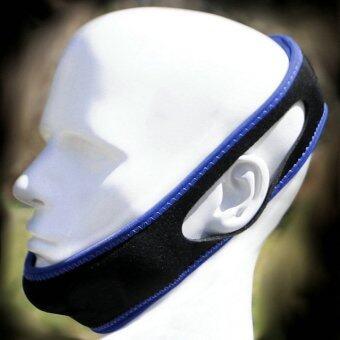 Anti Snore Chin Strap Stop Snoring Chin Strap Snore Belt Anti Apnea Jaw Solution Sleep Support - intl