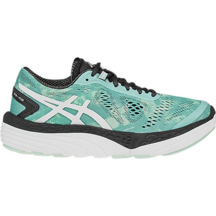 Asics Women Running Shoes รองเท้าวิ่งผู้หญิง 33-M 2-POOL BLUE/WHITE/IRON