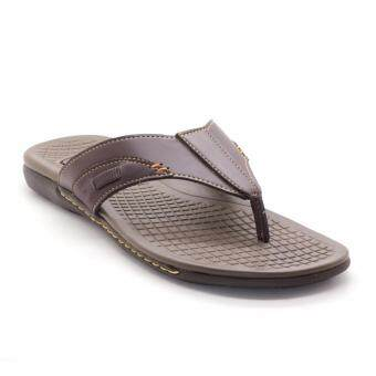 BATA รองเท้าแฟชั่นผู้ชายลำลอง MEN'S SUMMER NEO-TRADITIONAL สีน้ำตาล แบบหูคีบ หรือ แบบสวม รหัส 8614602 / 8714603 / 8616601