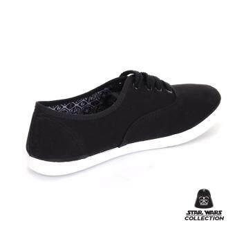 Bata Starwars รองเท้าผู้หญิง ผ้าใบ EXCLUSIVE COLLECTION สี ดำ รหัส 5296616 - 5
