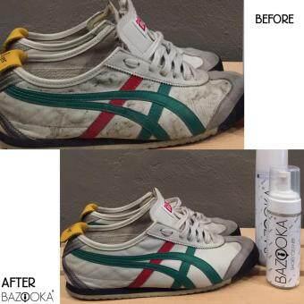 BAZOOKA น้ำยาทำความสะอาดรองเท้าแบบแห้ง - 5