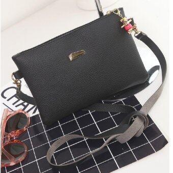 เปรียบเทียบราคา BB กระเป๋าสะพายข้าง/พาดลำตัว (สีดำ) รุ่น8040
