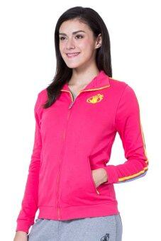 Body Glove Sport Casual Jacket Women 52378378-75 (Pink)