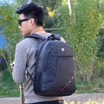 รีวิว BSR กระเป๋าสะพายหลัง กระเป๋าเป้เดินทาง กระเป๋าเป้ผู้ชายกระเป๋าโน๊ตบุ๊ค BS-045