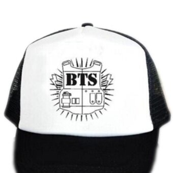 Bts Bangtan Boys Adjustable Hat Baseball Cap - intl