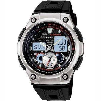 Casio นาฬิกาข้อมือ Standard - รุ่น AQ190W-1A