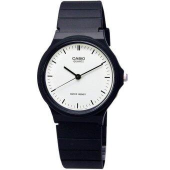 Casio Standard นาฬิกาข้อมือ รุ่น MQ24-7E - White
