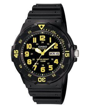 Casio Standard นาฬิกาข้อมือ รุ่น MRW-200H-9 - Black