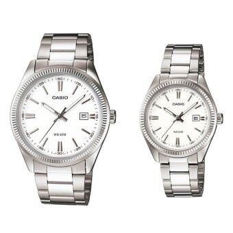 Casio Watch รุ่น MTP-1302D-7A1(Women+Men)