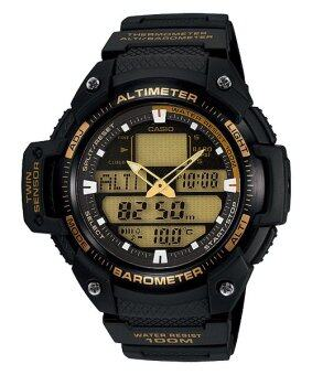 Casio Watch SGW-400H-1B2V (สีดำ)