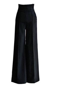 เก๋ ๆ ของสาวเอวยางยืดขาสบายวิ่งทั้งกางเกงขายาวกางเกงขาสั้นขายห้องขนาด M สีดำ