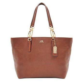 COACH - Madison Leather East/West Tote (26769)