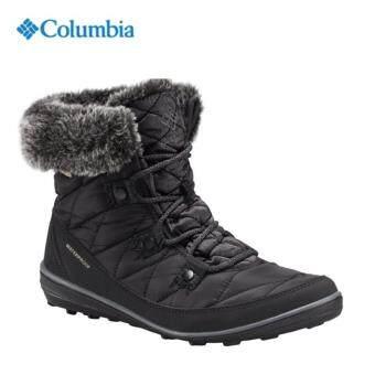 Columbia รองเท้ากันหนาวผู้หญิง รุ่น W HEAVENLY SHORTY OMNI-HEAT สี BLACK