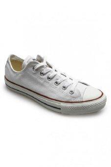 Converse รองเท้าผ้าใบ รุ่น ALL STAR OX White 11100B100WW (White)