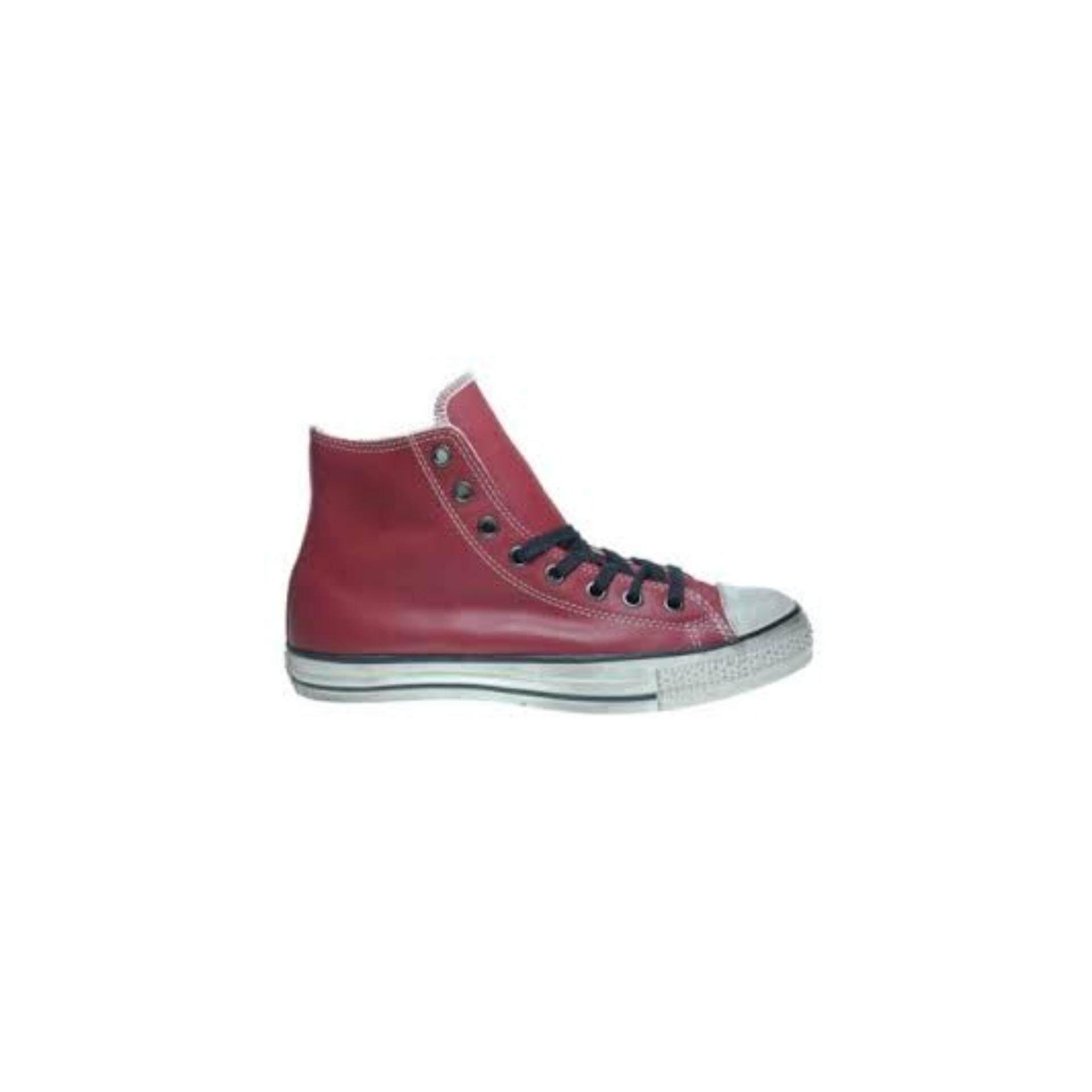 สอนใช้งาน  ชัยภูมิ Converse John Varvators Chuck Taylor Spec Hi Sneaker  117399  Ruby Wine