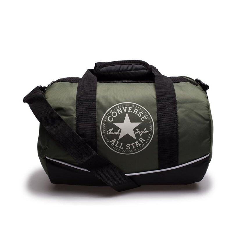 CONVERSE กระเป๋าสะพาย รุ่น SPORT LOGO MINI BAG 12-60399CMY - 126000399MY-F (OD Green)