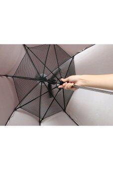 Creative Umbrella With Fan Outdoor Cooling Fan UmbrellaSunlightProtection Umbrella - intl