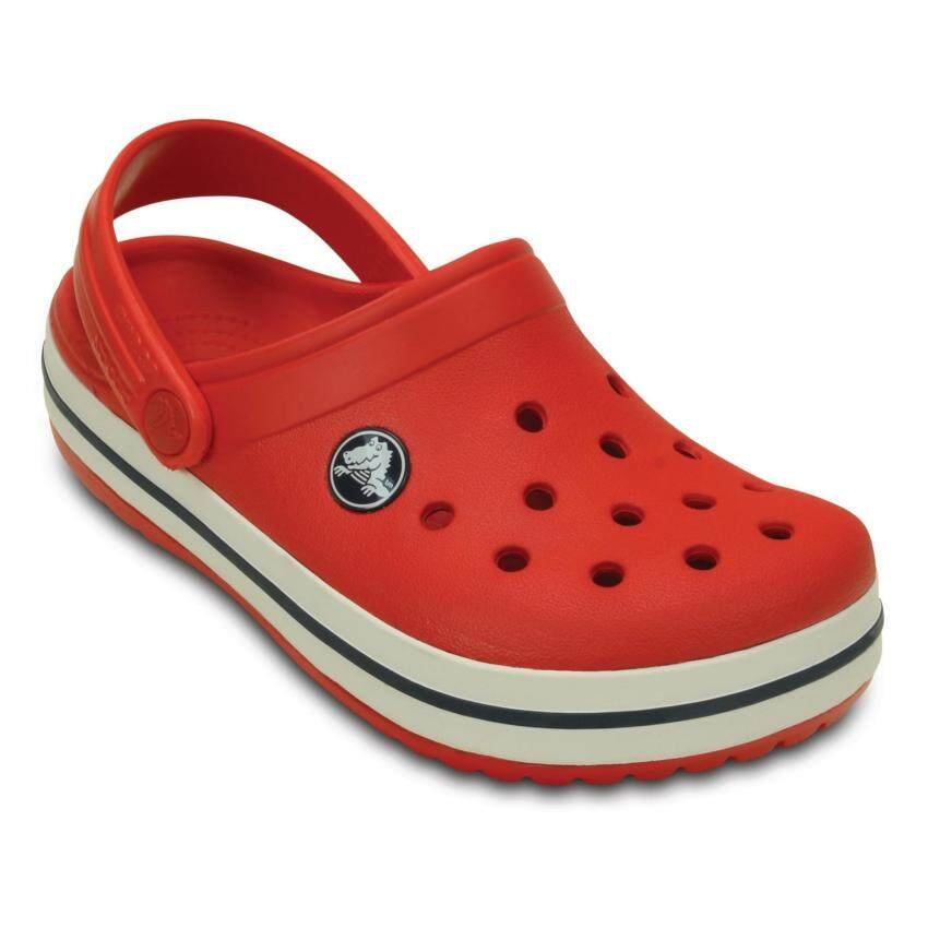 CROCS-Crocband Kids-Flame