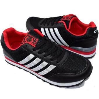 CSB รองเท้าผ้าใบผู้ชาย CSB รุ่น LN90060 (สีดำ) - 3
