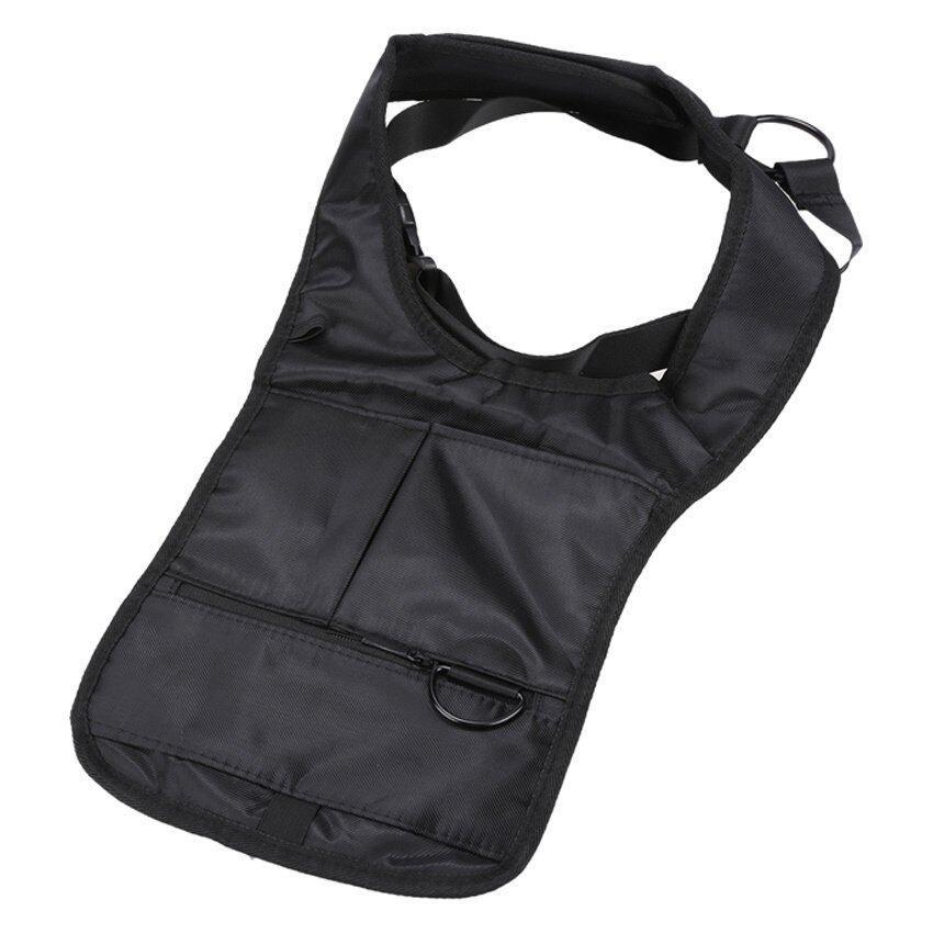 Cyber Anti-Theft Hide Underarm Shoulder bag Holster (Black)