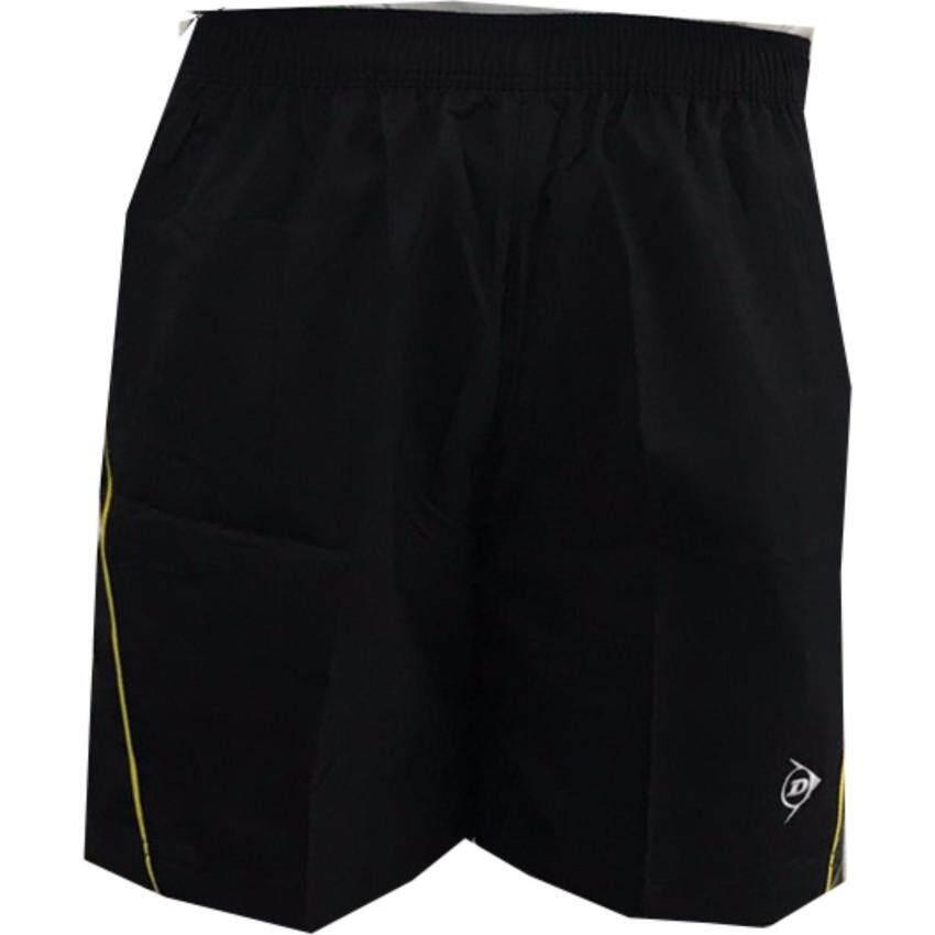 DUNLOP กางเกงแบดมินตัน รุ่น BADMINTON SHORTS (สีดำ/สีเทา)