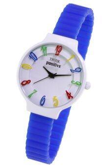 ประเทศไทย ERAORA นาฬิกา(Think Positive) สายเรซิน WEO001994 L - Blue