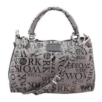 กระเป๋าสะพายพาดลำตัว รุ่น 12-08-00-30030-1 สี Black
