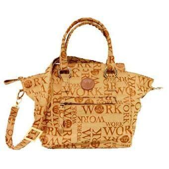 สนใจซื้อ กระเป๋าสะพาย รุ่น 30411-3 สี Mocca