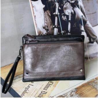 กระเป๋าถือ รุ่น JDA87 (Brown)