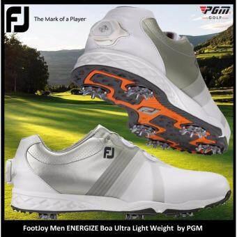 ประเทศไทย FootJoy ผู้ชาย รองเท้ากอล์ฟ ENERGIZE Boa (ขนาด: US 8.0 ~ US 12.0)